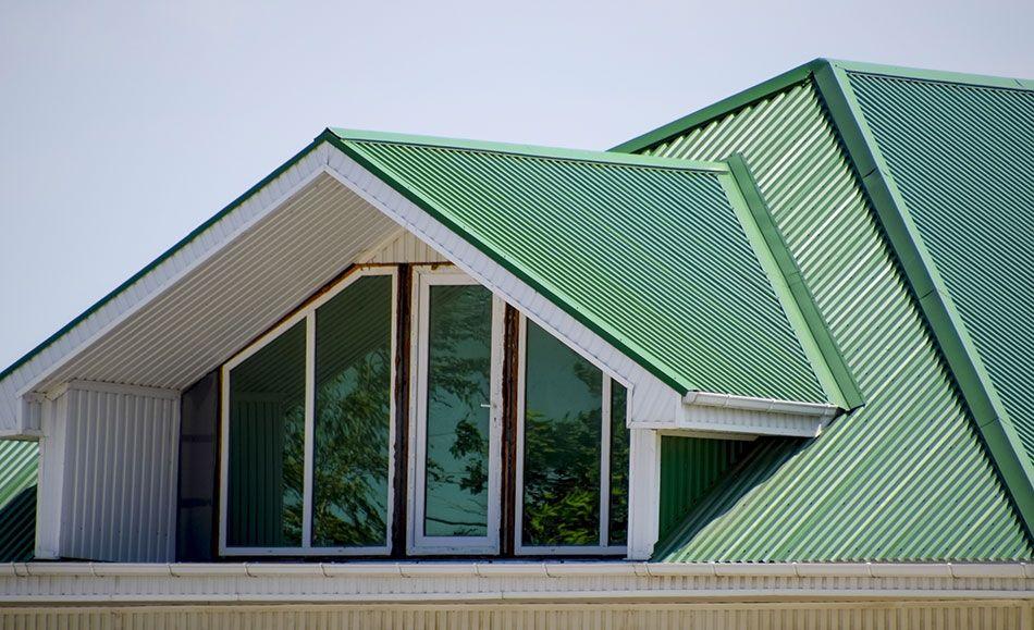 Jak Dobrać Kolor Elewacji Do Zielonego Dachu Foveo Tech