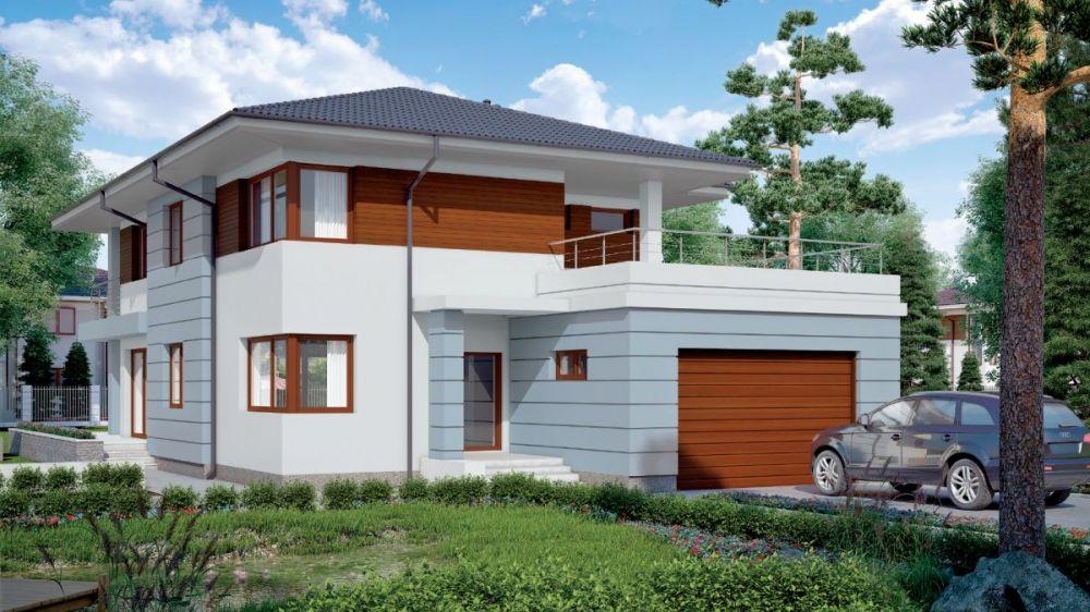 Jasne Kolory Elewacji Zewnetrznych Domu 10 Pomyslowych Aranzacji