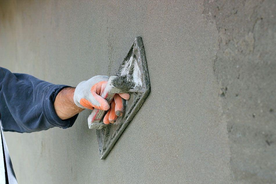Jak Polozyc Tynk Mozaikowy Na Sciane Zewnetrzna Foveo Tech