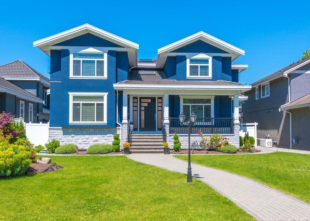 5 pomys w na oryginalne wyko czenie elewacji zewn trznej - Bright paint colors for exterior house ...